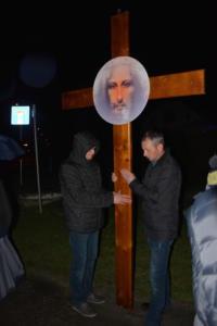 Droga Krzyżowa ulicami Rogowa 2019