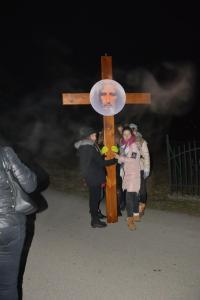 Droga Krzyżowa ulicami Rogowa 2018
