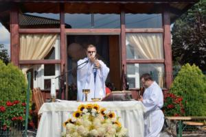 Msza przy Kaplicy 2019